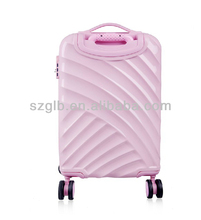 Pink Style Eight Wheels Luggage