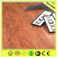 12.3MM Laminate Flooring beech pine Wood Flooring/OakWood Laminate Flooring