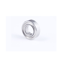 High quality deep groove ball bearing S633ZZ with 3*13*5mm
