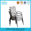 Cheap Hot Sell Aluminum Mesh Outdoor Chairs