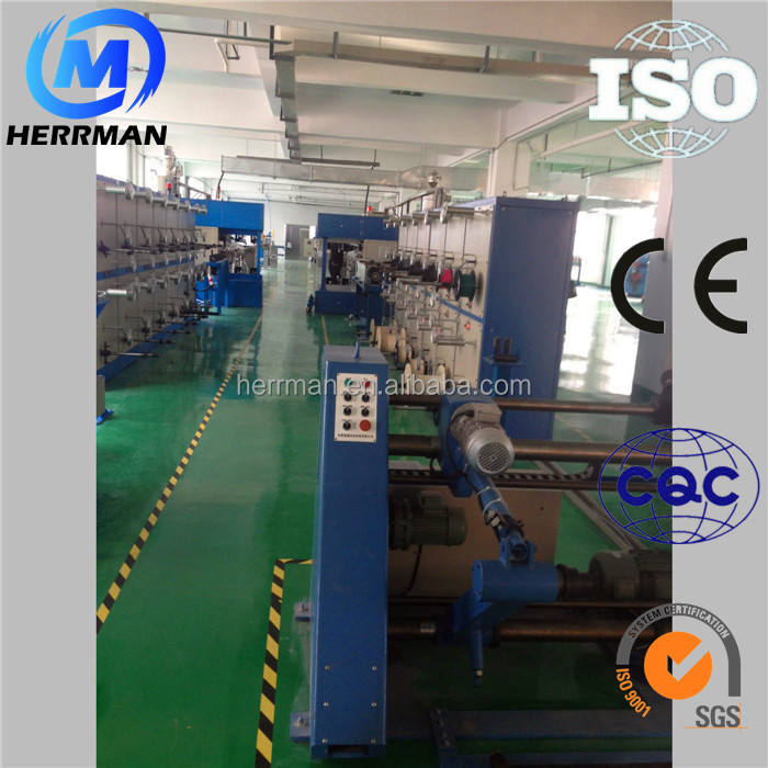 Multi-Net Bonded Jacket Premise Cables machine