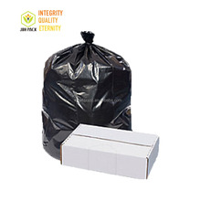 Black Industrial use Heavy duty Plastic Garbage Bag for Sale