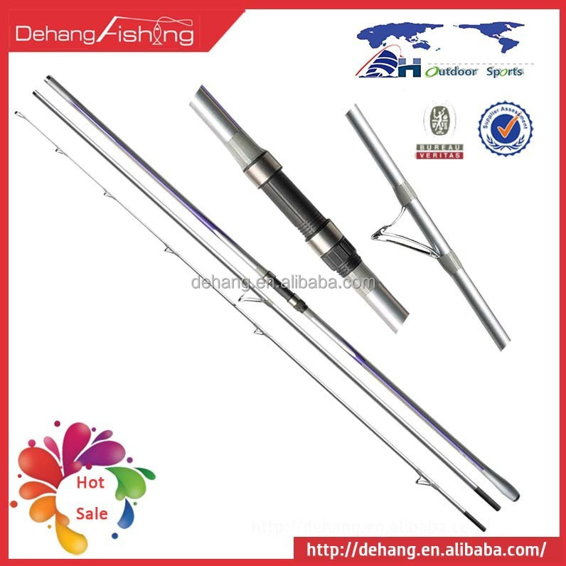 IDH 4.2m 4.5m High Carbon Fast Action Fishing Rod For Fish