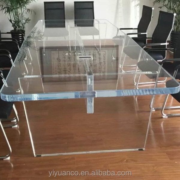 China factory custom acrylic furniture/acrylic table/acrylic table legs