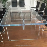 China Factory Custom Acrylic Furniture Acrylic