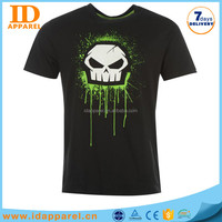 2016 t-shirt screen print , t-shirt casual style factory