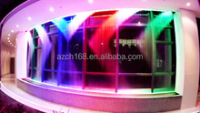 Indoor Digital Water Curtain with Changing Graphical Water Curtain Fountain