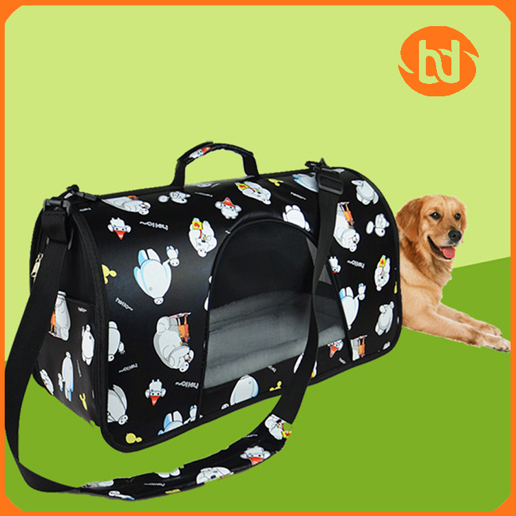 2016 Fashion cute popular pet dog&cat bag dog backpack pet carrier