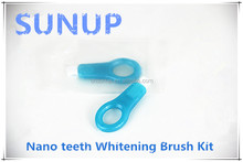 2017 New Product with Magic Nano Teeth Cleaning Brush Kit Teeth Whitening Home Kit