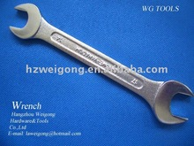 Hand Tools High Quality Double Open End Wrench