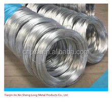 electric galvanized redrawing wire/galvanized redrawing steel wire/high tensile strength redrawing wire
