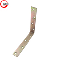 120x120mm tv accessories corner steel angle shelf bracket