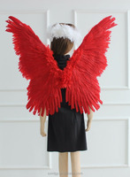 Cosplay props feather angel wings