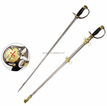 wholesale gold metal military decorative sword
