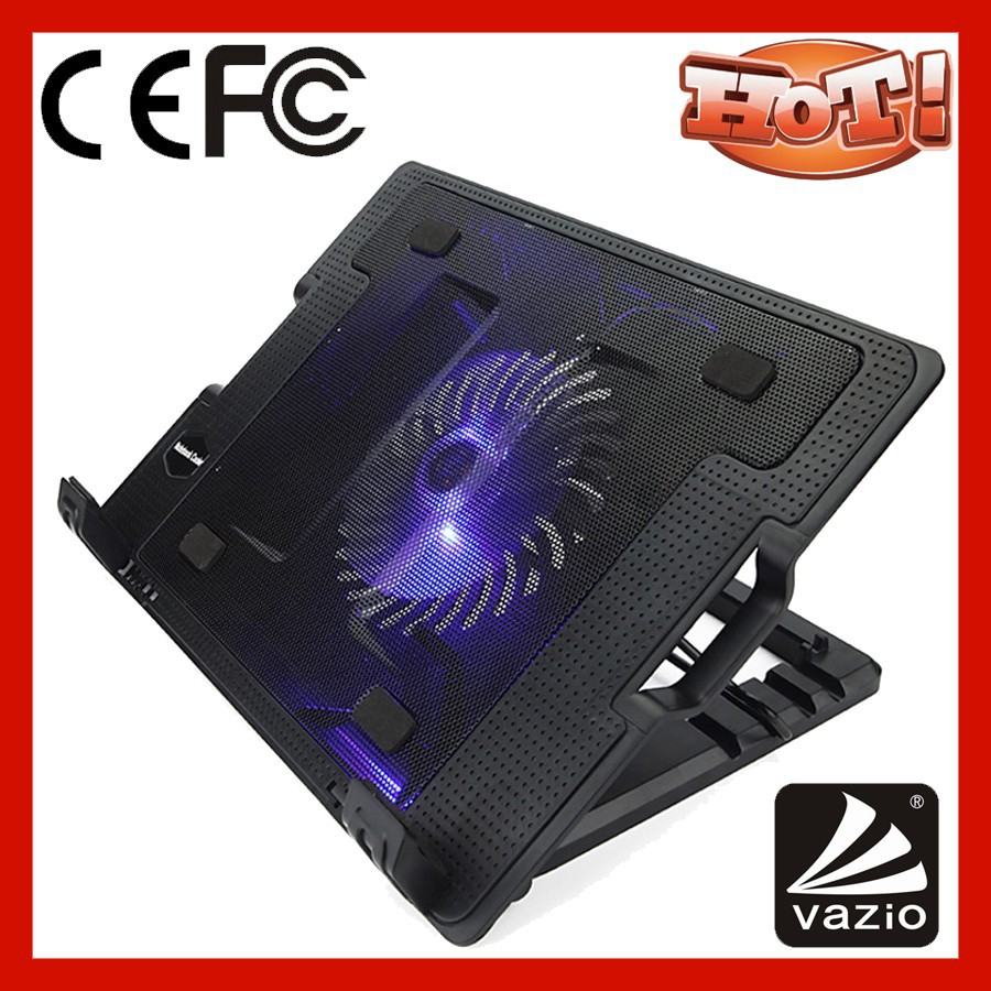 usb double fans multifunctional laptop notebook cooling pad stand