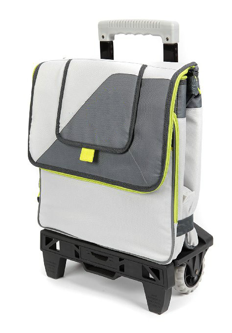 Large foldable Cooler Bag with Wheels - cooler bag on wheels