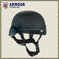 High quality bullet proof personal protection PASGT Aramid helmet