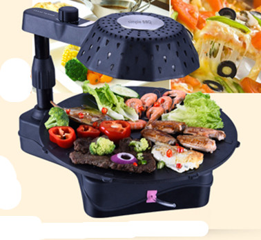 wholesale kitchen appliances infrared mini barbecue grill charcoal