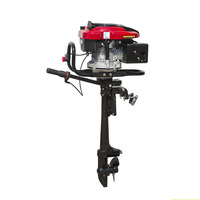 4 stroke 6hp outboard engine/yamahas boat motor 196cc 139cc