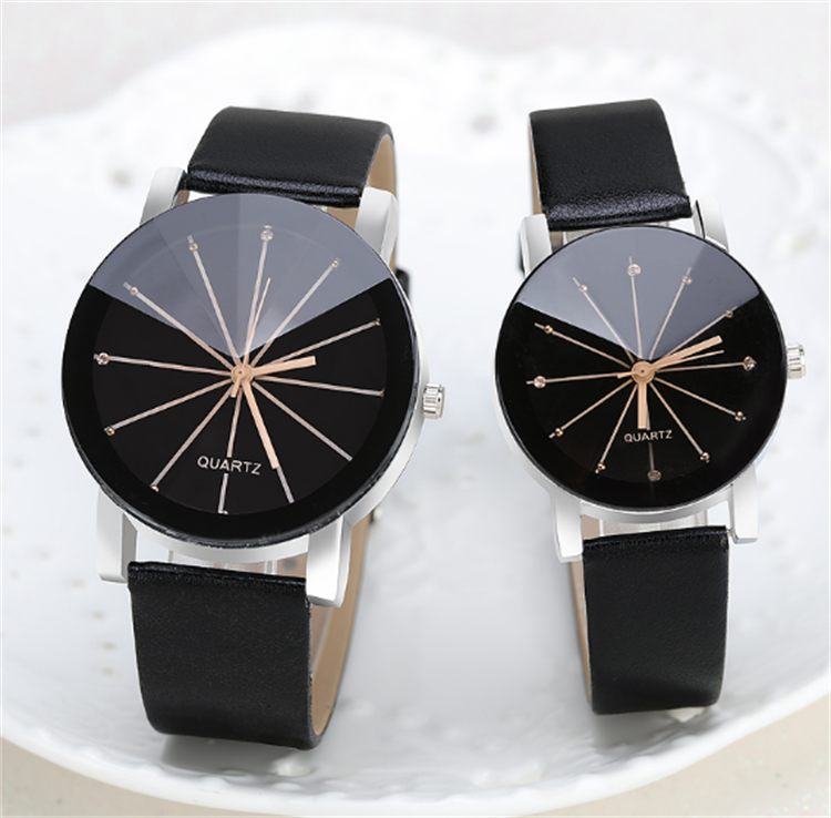 Oem Watch Fashion, Custom Brand Logo Quartz His and Hers Watches