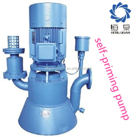 Centrifugal non sealing self-control self-priming electric water pump