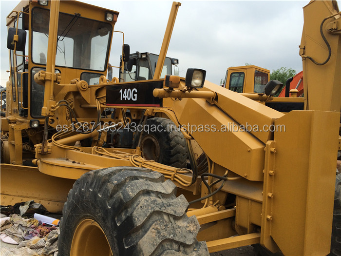 most preferential used caterpillar motor grader 140G