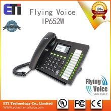 Flyingvoice VoIP phone phone wifi sip desk phone