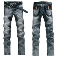 2015 New fashion man jeans (DS140115)