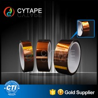 Protective ESD Self Adhesive Polyimide Film Tape For 3D Printer