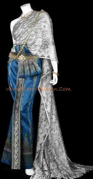 Thai Traditional Dresses SD-020