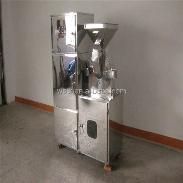Muti-function Dust Free Salt Mill Grinding Machine