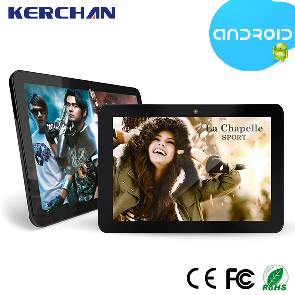 15.6 inch android 4.4 super smart tablet pc , touch screen panel advertising lecd display