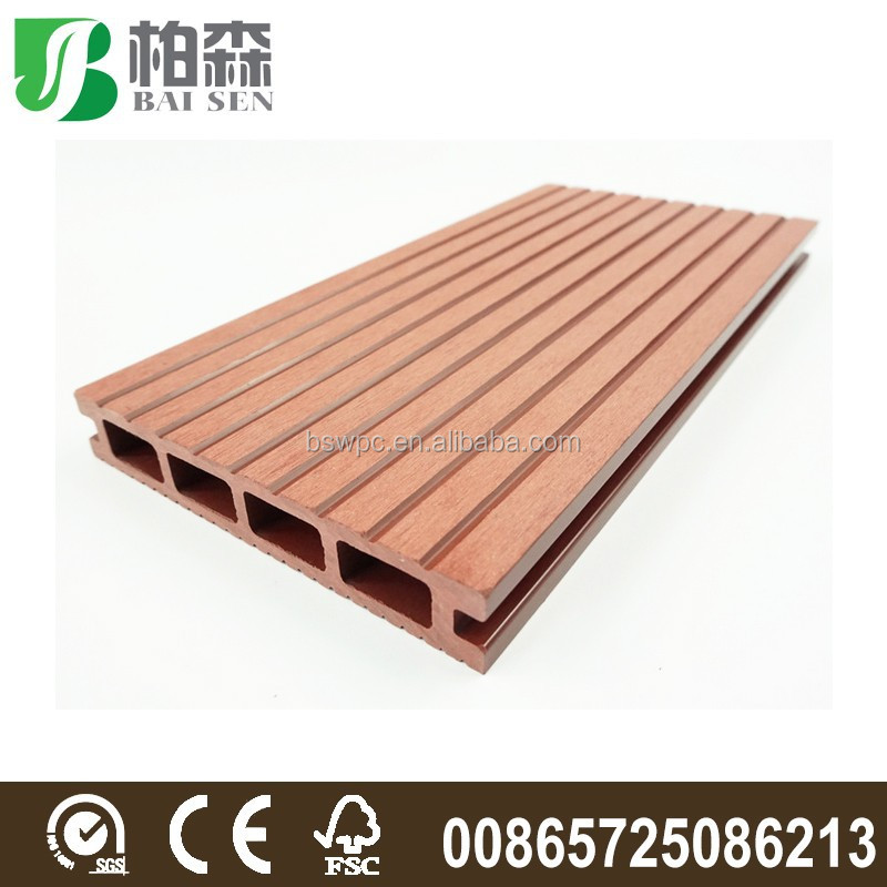 Decking composito a buon mercato materiale pavimentazione for Cheap decking material