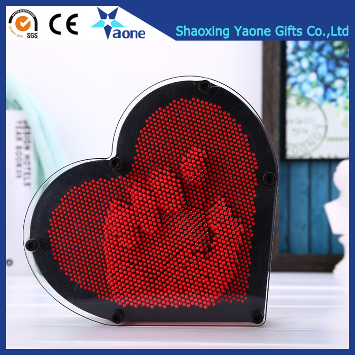 Christmas Promotional Gift 3D Creative Diy Cloning Fingerprint