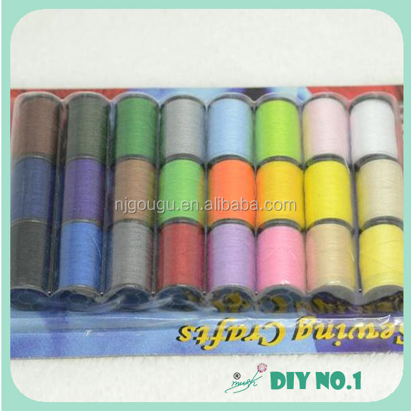 history of sewing nylon thread