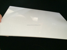 high gloss white pvc rigid film sheet