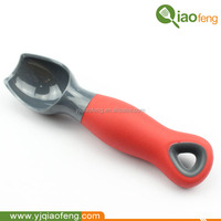 Hot sale special plastic mini kitchen gadgets ice cream scoop