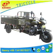 China KAVAKI motor Factroy motorized zongshen 200cc water cooled engine 3 wheel motorcycle /motorcycle trike