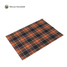 Kitchen Tableware Heat Resisting PVC Dining Table Place Mat