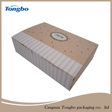 Factory direct sales all kinds of fancy cake paper box