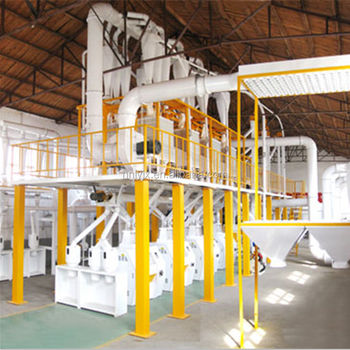 60-100TPD Compact wheat flour mill / flour milling machine for sale with CE approved