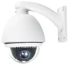 100Z zoom PTZ high speed dome camera