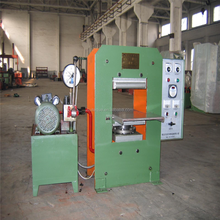Rubber Slipper Making Machine / Plate Curing Press