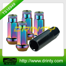 17mm Hex forged racing lug nut