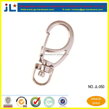 large metal bag rings,best sale,lowest price,double end snap hook,JL-050
