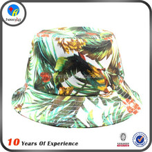 cheap plain short brim bucket hats