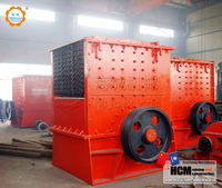 High efficiency stone crusher, crusher for artificial marble production line--new type complex hammer crusher