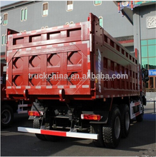 6x4 21-30 tons dump truck of forton truck