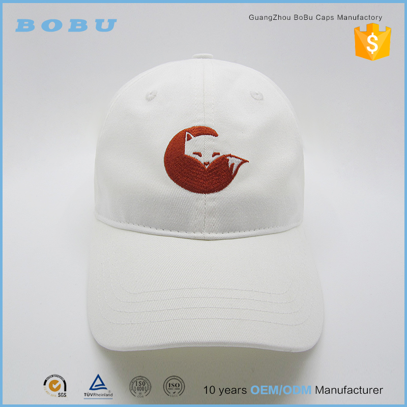 Embroidered Logo Dad Hat Custom Baseball Cap Polo Style Unconstructed Dad cap