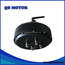QS Motor 2000W 35H Single Shaft Electric Car Hub Motor 260 Model V1